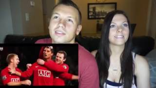 Cristiano Ronaldo | Top 10 Unimaginable Goals | Couple Reacts!!!
