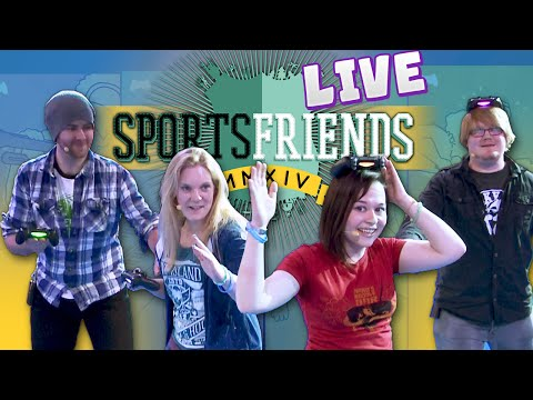 The Yogscast At Gadget Show Live - Sportsfriends Highlights! video