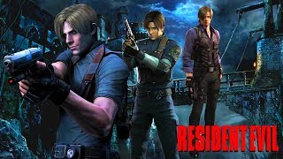 Resident Evil - Why Leon's Character Was Altered