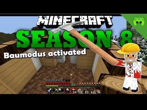 BAUMODUS ACTIVATED «» Minecraft Season 8 # 124 HD