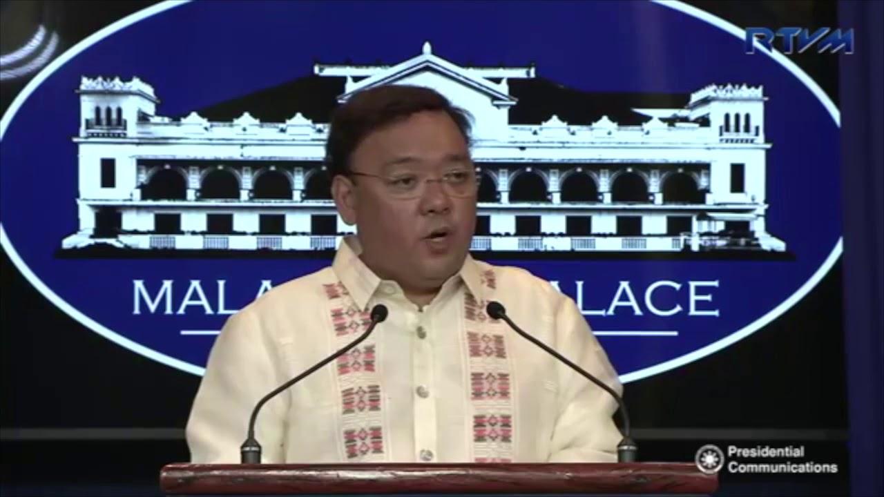 Roque finds Drilon's no barangay polls scenario 'strange', 'speculative'