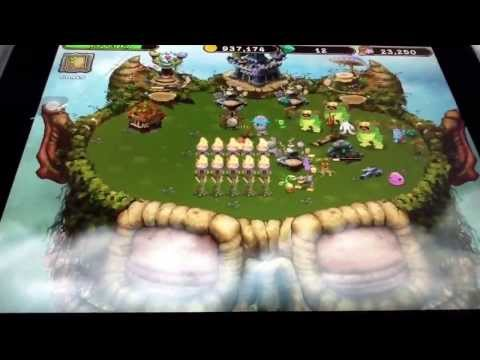 My singing monsters best way to get rare monsters