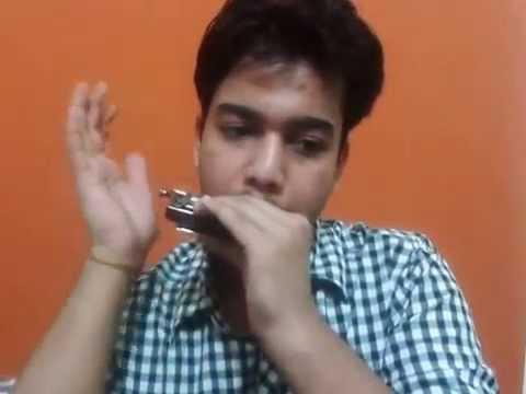 Is Mod se jaate hain on Harmonica - Ashay Kumar