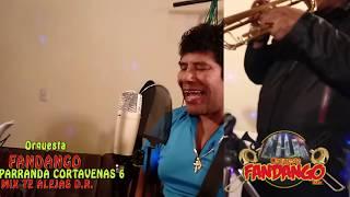 PARRANDA CORTAVENAS 6 Mix TE ALEJAS (D.R)  Orquesta FANDANGO jers