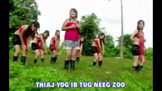 Paj Nyiag Vaj  - Ntshai Neeg Siab Coob HD
