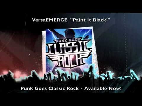 VersaEmerge: Paint It Black (Rolling Stones Cover)