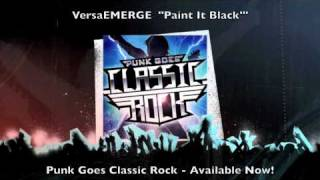 Watch Versaemerge Paint It Black video