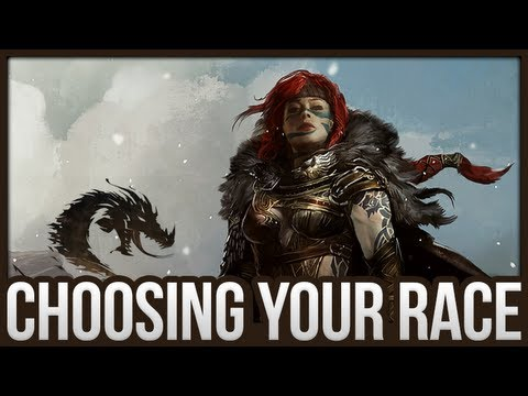 Guild Wars 2 - Choosing Your Race (Norn)