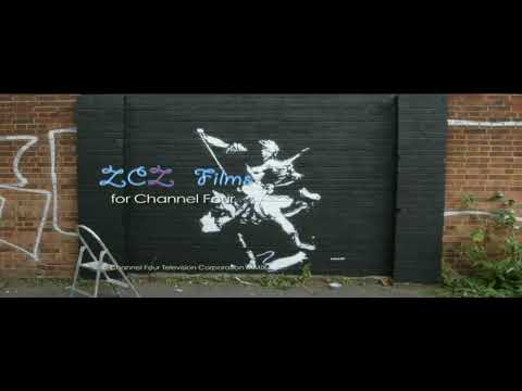 Blek Le Rat : The Wall : 3 minute wonder