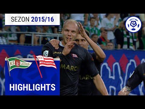Lechia Gdańsk - Cracovia 0:1 [skrót] Sezon 2015/16 Kolejka 01