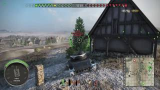 World of Tanks XBOX 1 - Sting Lycan a Bee