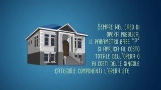 Trailer Corso Determinazione compensi prestazioni tecniche e-learning (it)