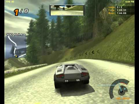 need for speed hot pursuit 2 ai advanced difficulty vs lamborghini countach. Black Bedroom Furniture Sets. Home Design Ideas