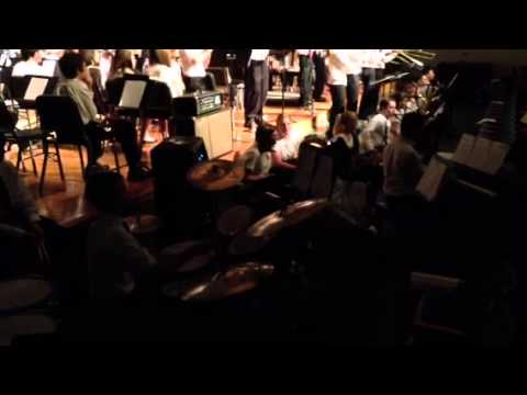 """Frankenstein"" E. Winter/arr. Murtha"