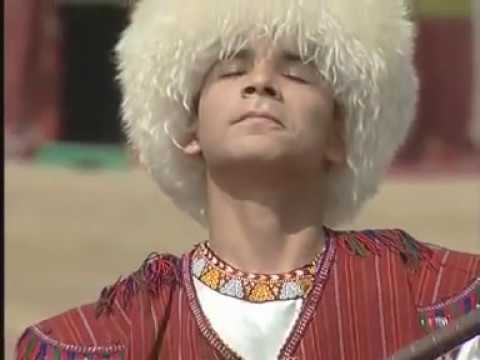 Turkmen Music, Leyli Gelin , Oghlan Bakhshi video
