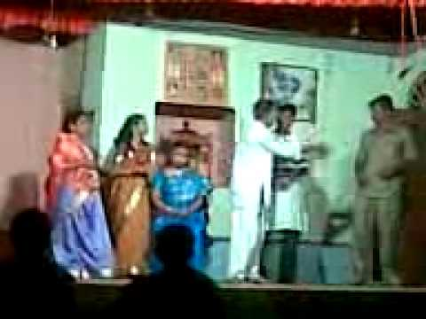 Shrimant Damodar Pant natak Played By Asoli Maji V