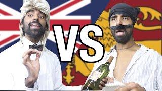Aussies VS Lankans - It's Coming