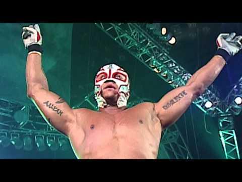WWE Rey Mysterios Old Theme (619)