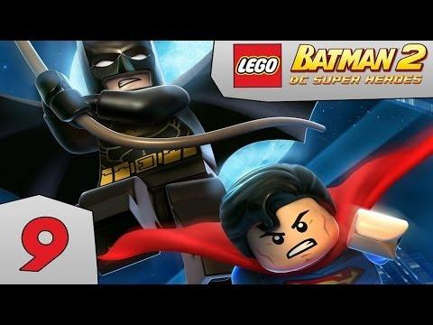 Zagrajmy w LEGO Batman 2: DC Super Heroes odc.9 Podmiana