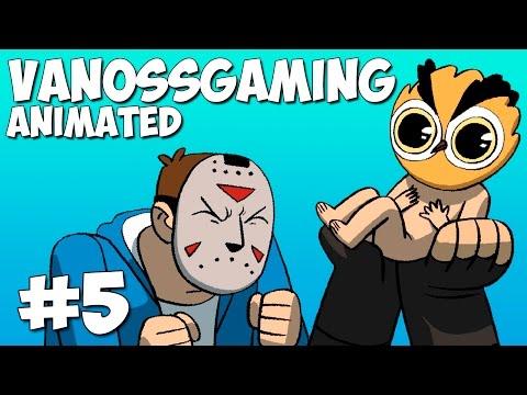 VanossGaming Смешные моменты Анимация (перевод) #5