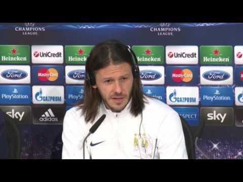 Die emotionale Rückkehr des Martin Demichelis | FC Bayern München - Manchester City