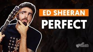 Ouça PERFECT - Ed Sheeran aula de violão simplificada