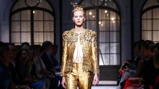Schiaparelli | Haute Couture Fall Winter 2015/2016 Full Show | Exclusive