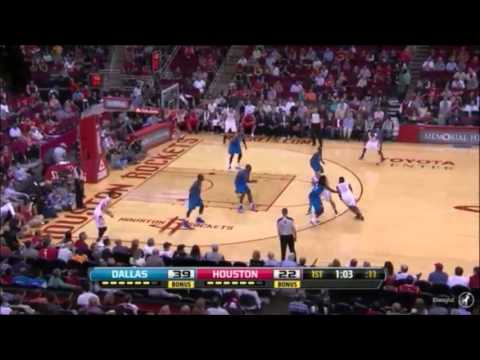 James Harden Offense Highlights 2012/2013
