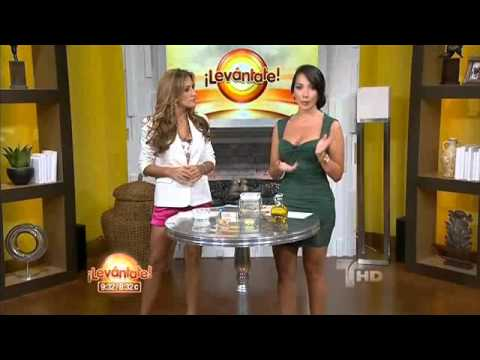 Levantate Telemundo 2011 en Levantate de Telemundo