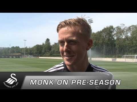 Swans TV - Garry Monk on first day back
