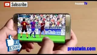 Download and install pes 2017 for the official free on Android phone Try it now