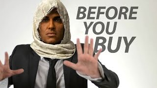 Assassin's Creed: Origins - Before You Buy