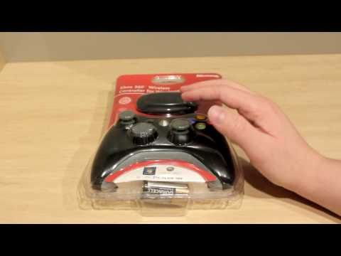 Xbox 360 Wireless Controller For PC Unboxing (Bilsta57)