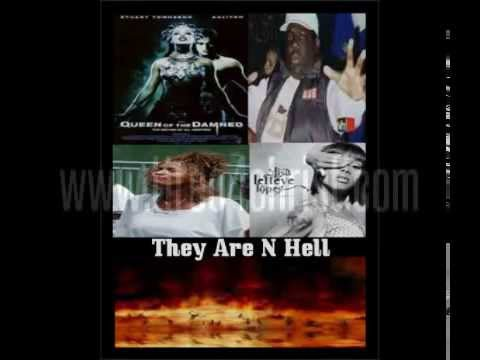 Celebrities N Hell Aaliyah,,Lefteye,,Biggie,,Whitney Houston  Many Others