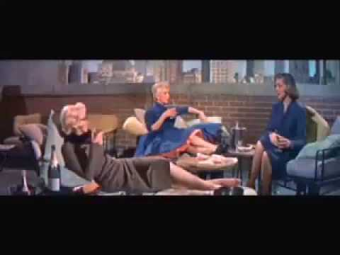 YouTube How To Marry A Millionaire Original Trailer 1953 2