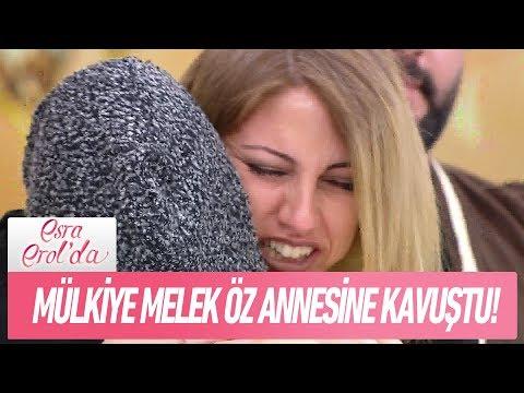 Mülkiye Melek, öz annesi Zeynep Nane'ye canlı yayında kavuştu! - Esra Erol'da 25 Aralık 2017