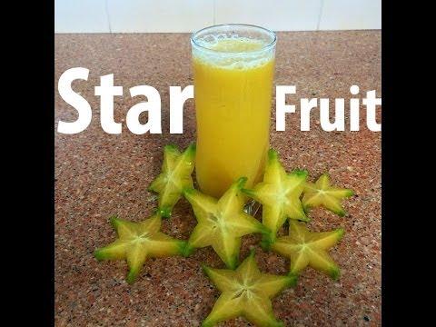 The Star Fruit Tree - Carambola Tree