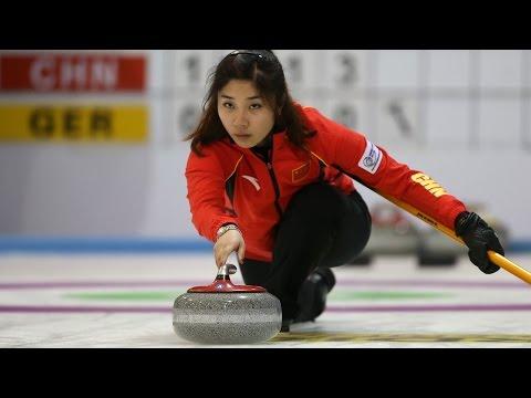 CURLING: KOR-CHN Pacific-Asia Curling Chps 2014 - Women