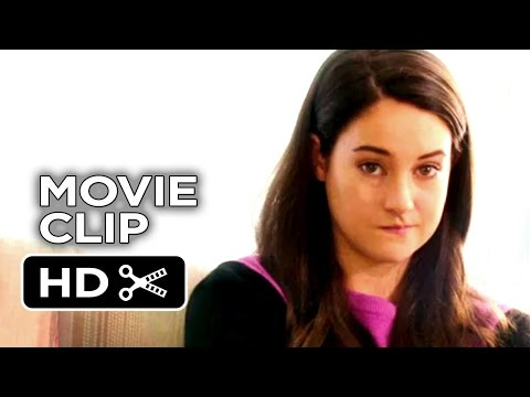 White Bird In A Blizzard Movie CLIP - Dreams (2014) - Shailene Woodley Drama HD