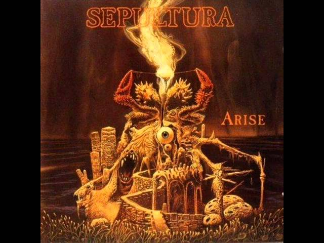 ROCK PESADO SEPULTURA = DESPERATE CRY.