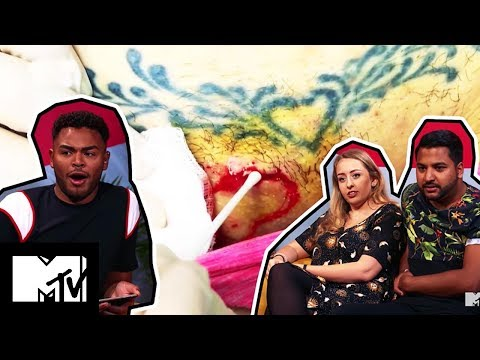 A HUGE Pus Ball Gets Squeezed Out Of A Woman's Vagina| What The Yuck?! Ep #7 thumbnail