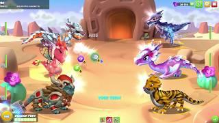 How to add friend via Recruitment Codes - Dragon Mania Legends