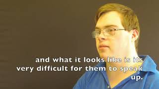 Interview with William for Down Syndrome Awareness Month