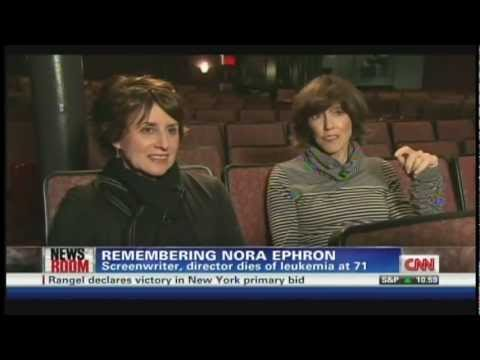 Remembering Nora Ephron (June 26, 2012)