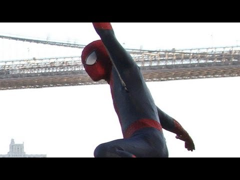 'The Amazing Spider-Man 2' Set Photos Tease Major Spoiler