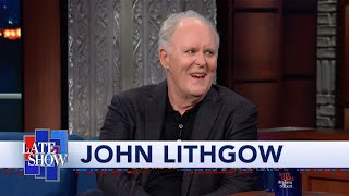 John Lithgow: Trump Has Turned Our Comics Into Geniuses