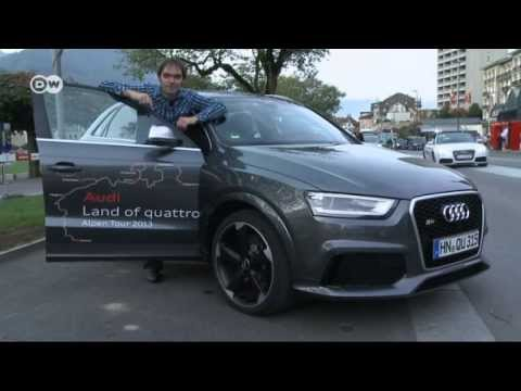 Test the Audi RS Q3   Drive it!
