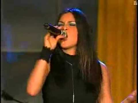 jaci velasquez singing heavenly place live( lugar celestial)