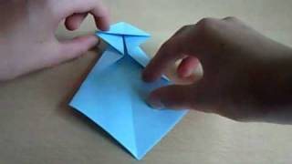 Origami Tyrannosaurus Baby