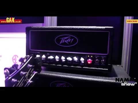 Peavey - Valve King II Demo at NAMM 2014